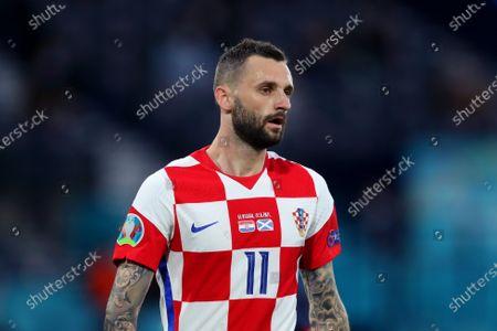Marcelo Brozovic of Croatia