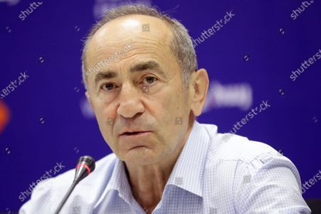 Editorial image of Election, Yerevan, Armenia - 22 Jun 2021