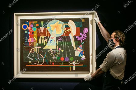 Sotheby's Modern and Contemporary Art Marquee Sale, London