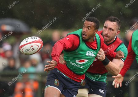 Editorial photo of 2021 British & Irish Lions Tour To South Africa - 22 Jun 2021