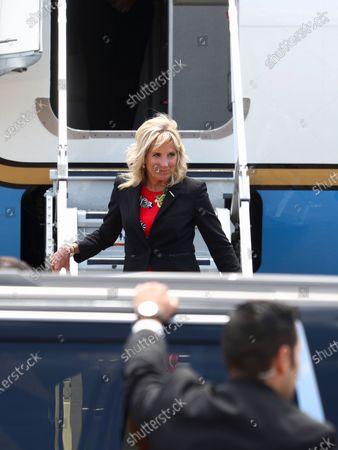 Editorial image of Jill Biden, Pearl, United States - 22 Jun 2021