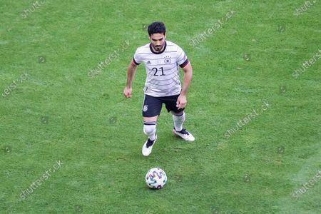 Editorial image of Portugal Vs Germany (UEFA EURO 2020 Championship) in Munich, Germany - 19 Jun 2021
