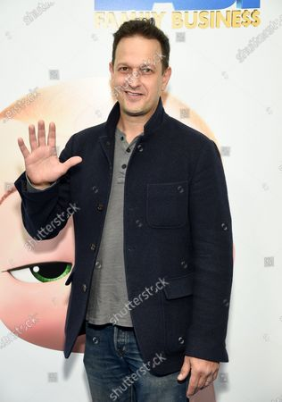 """Actor Josh Charles attends the world premiere of """"The Boss Baby: Family Business"""" at the SVA Theatre, in New York"""