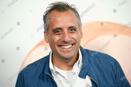 """Comedian Joe Gatto attends the world premiere of """"The Boss Baby: Family Business"""" at the SVA Theatre, in New York"""