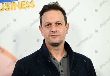 """Stock Picture of Actor Josh Charles attends the world premiere of """"The Boss Baby: Family Business"""" at the SVA Theatre, in New York"""