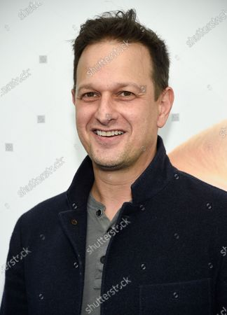 """Stock Photo of Actor Josh Charles attends the world premiere of """"The Boss Baby: Family Business"""" at the SVA Theatre, in New York"""
