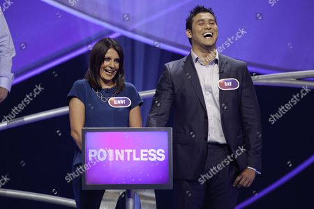 Editorial picture of 'Pointless' TV Programme, London, Britain - 22 Dec 2010