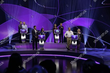 Editorial photo of 'Pointless' TV Programme, London, Britain - 22 Dec 2010