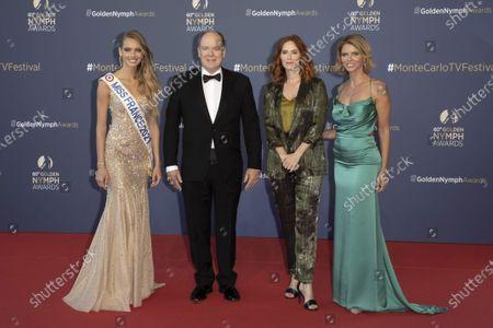 Closing ceremony, 60th Monte Carlo Television Festival