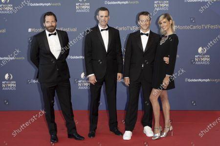 Editorial picture of Closing ceremony, 60th Monte Carlo Television Festival, Monte Carlo, Monaco - 22 Jun 2021
