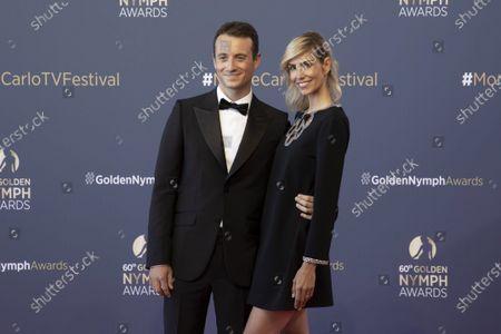 Hugo Clement and Alexandra Rosenfeld