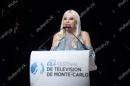 Stock Photo of Monika Bacardi
