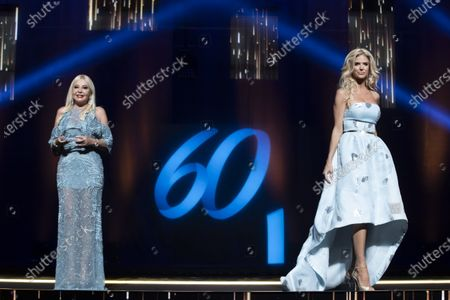 Editorial image of Closing ceremony, 60th Monte Carlo Television Festival, Monte Carlo, Monaco - 22 Jun 2021