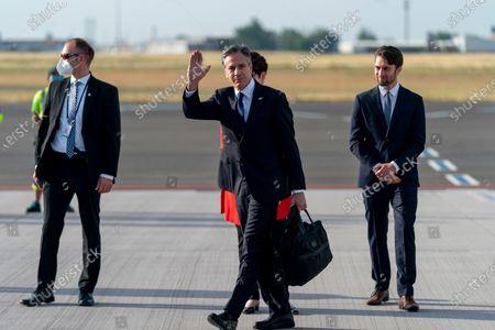 US Secretary of State Antony Blinken visit to Germany