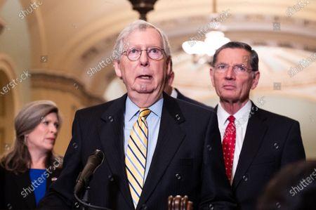 Senate Republican Caucus Press Conference, Washington DC