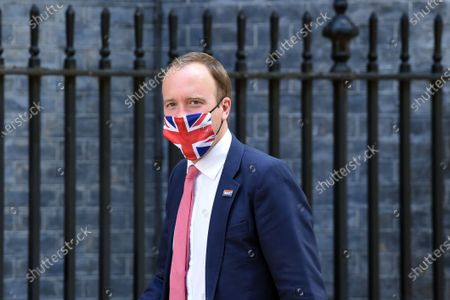 Editorial image of Politicians in London, Westminster, London, UK - 23 Jun 2021