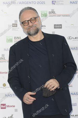 Stock Picture of Massimo Popolizio