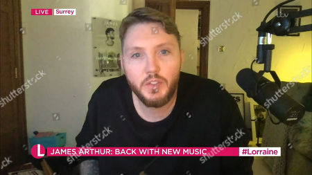 Editorial photo of 'Lorraine' TV Show, London, UK - 23 Jun 2021