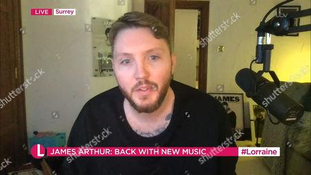 Editorial image of 'Lorraine' TV Show, London, UK - 23 Jun 2021