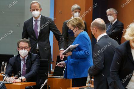 Weekly Meeting of the German Federal Cabinet, Berlin
