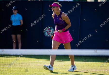 Editorial image of Viking International Championships, Day Five, Tennis, Eastbourne, East Sussex, UK - 23 June 2021