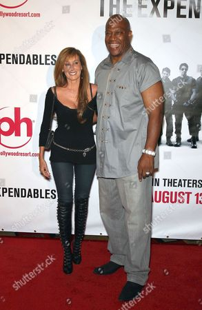 Felicia Lister and Tommy Lister