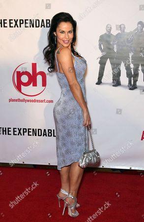 Editorial photo of 'The Expendables' film screening, Las Vegas, America - 11 Aug 2010