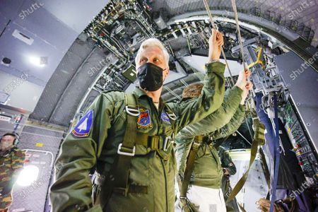 King Philippe visits the 15th Wing Air Transport, Melsbroek