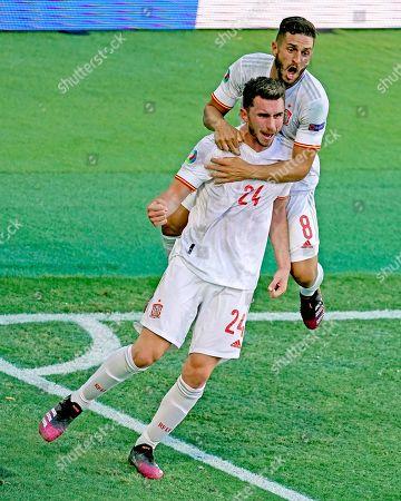 Spain v Slovakia
