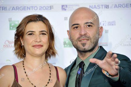 Nastro d'Argento award photocall, Rome