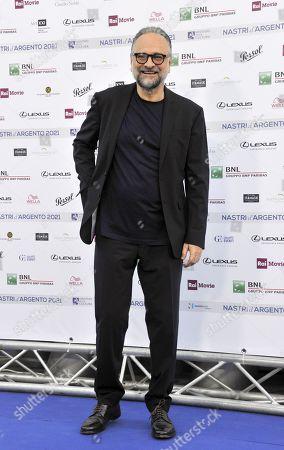 Stock Photo of Massimo Popolizio