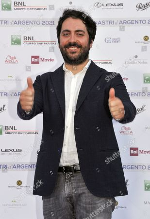 Stock Photo of Matteo Rovere