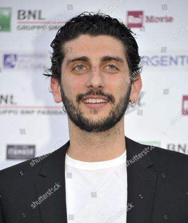Stock Picture of Pietro Castellitto