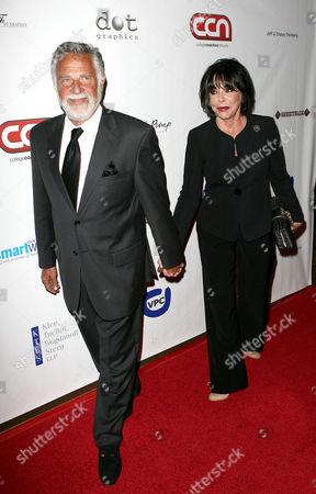 Editorial image of 10th Annual Harold Pump Foundation Gala, Los Angeles, America - 12 Aug 2010