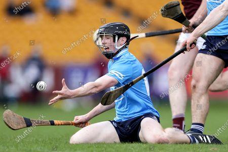 Dublin vs Galway. Dublin's Michael Conroy