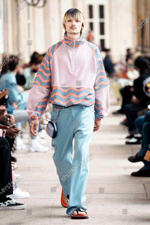 Bluemarble show, Runway, Paris Fashion Week Men's