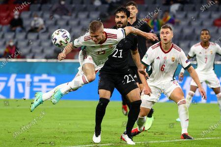 Editorial photo of Hungary Euro 2020 Soccer, Munich, Germany - 23 Jun 2021