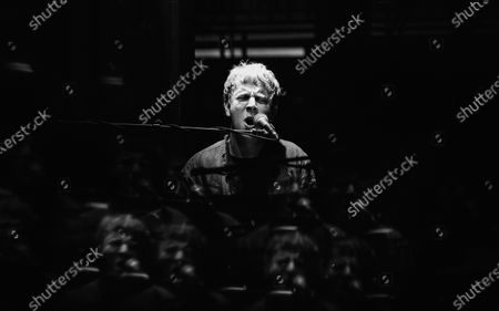Editorial picture of Tom Odell in concert, London, UK - 22 Jun 2021