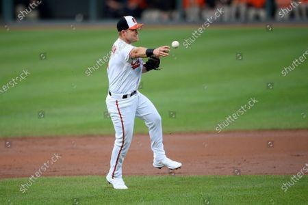 Editorial image of Astros Orioles Baseball, Baltimore, United States - 22 Jun 2021
