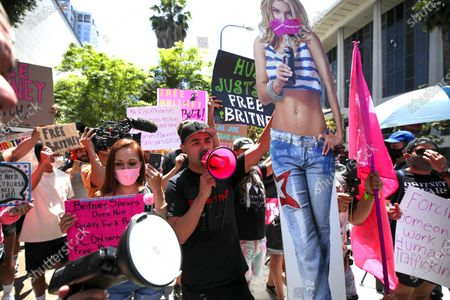 Britney Spears Conservatorship Hearing, Los Angeles County Superior Court