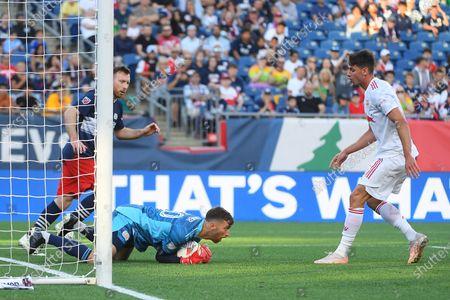 Editorial image of MLS Red Bulls vs Revolution, Foxborough, USA - 23 Jun 2021