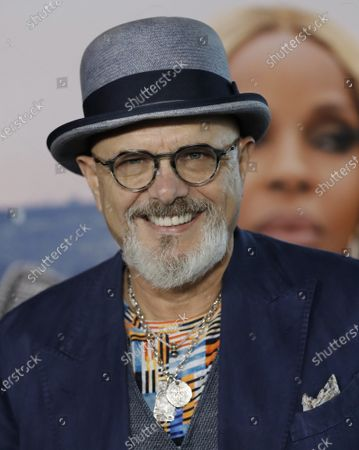 """Joe Pantoliano arrives on the red carpet for the premiere of the new documentary """"Mary J. Blige's My Life"""" for Amazon Prime Video at the Rose Theater-Jazz at Lincoln Center in New York City"""