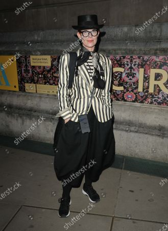 Editorial image of 'Alice: Curiouser and Curiouser' VIP private view & drinks reception, Victoria and Albert Museum, London, UK - 23 Jun 2021