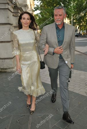 Editorial photo of 'Alice: Curiouser and Curiouser' VIP private view & drinks reception, Victoria and Albert Museum, London, UK - 23 Jun 2021
