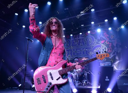The Dead Daisies in concert, West Palm Beach
