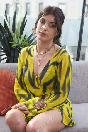 Aida Domenech presents 'Idolo Awards', Madrid