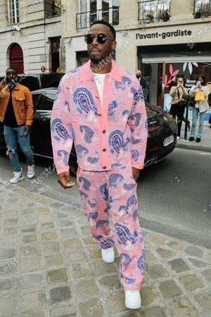 Bluemarble show, Arrivals, Paris Fashion Week Men's
