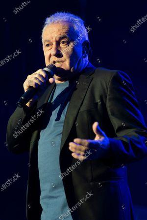 Victor Manuel at Festival Noches Del Botanico 2021, Madrid