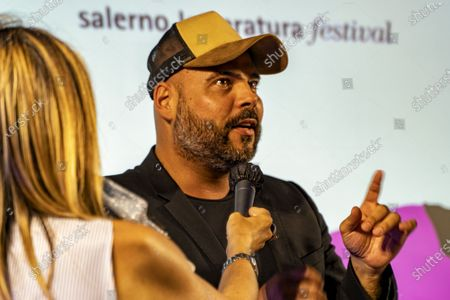 Actor and director Marco D'Amore