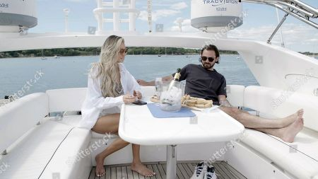 Olivia Attwood and Bradley Dack.